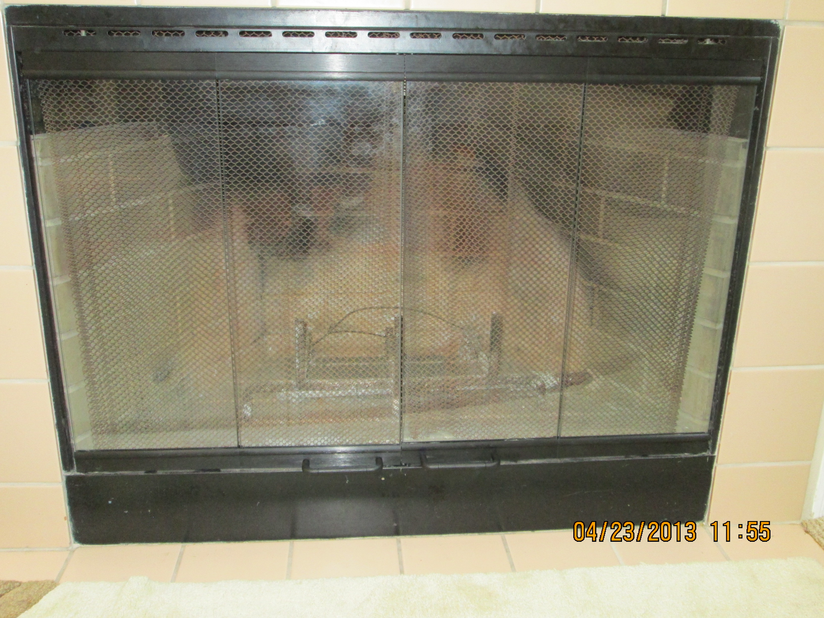 Fireplace Replacement Doors replacement glass doors | san diego chimney sweep & prefabricated