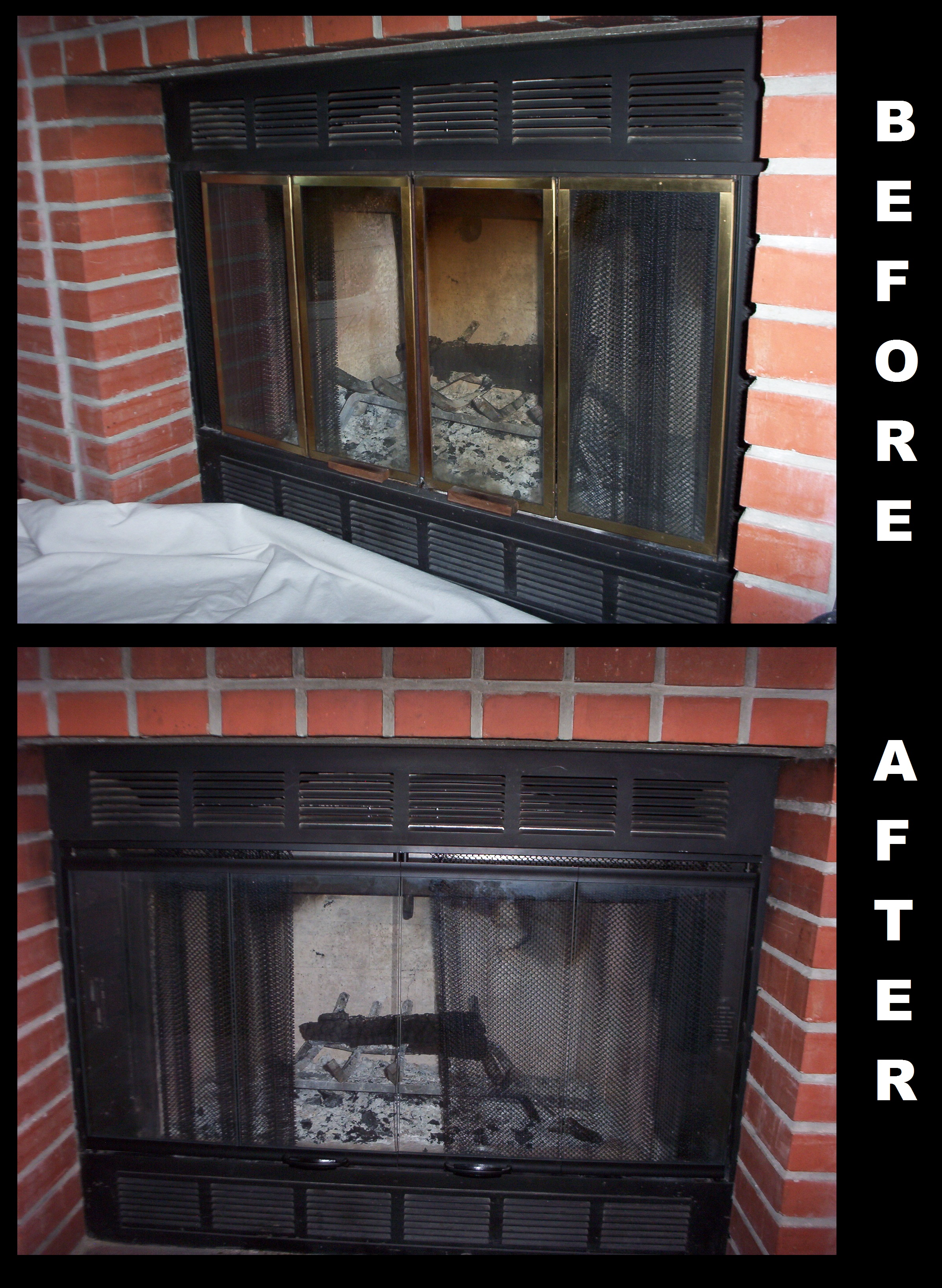Replacement Glass Doors | San Diego Chimney Sweep & Prefabricated ...